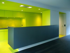 Wohnung Basel, Küche, Produkte: AI DO und Living Art