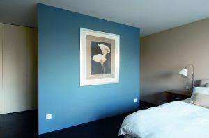Reihenhaus Kilchberg, Schlafzimmer, Produkt: Living Art