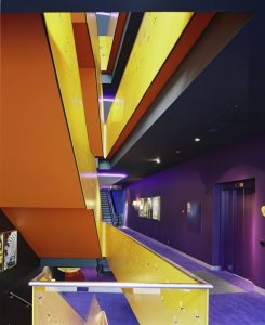 Multiplex Pathé Küchlin Kino Basel, Produkt: Doco Finish