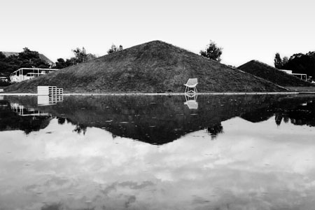 Garten des Poeten von Ernst Cramer© Schweizerische Stiftung für Landschaftsarchitektur SLA, Rapperswil