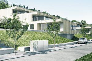 Blickpunkt zum Landenberg © Beat Odinga AG – Blickpunkt Lebensraum, Uster