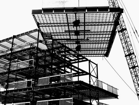 Bild: DUMAS Lise – ENSA Strasbourgaus «Marcel Lods et le GEAI (Groupement pour l'Etude d'un Architecture industrialisée)», Cahier No. 1