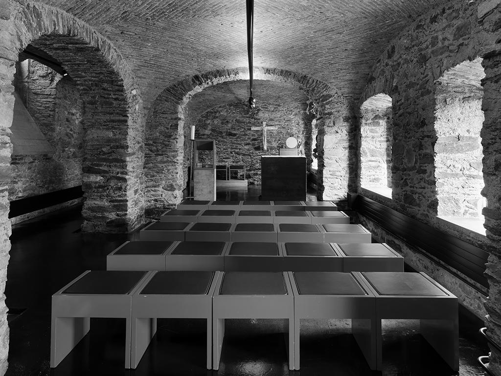 carte blanche xii mario botta einen sakralen raum bauen ausstellung architekturforum z rich. Black Bedroom Furniture Sets. Home Design Ideas