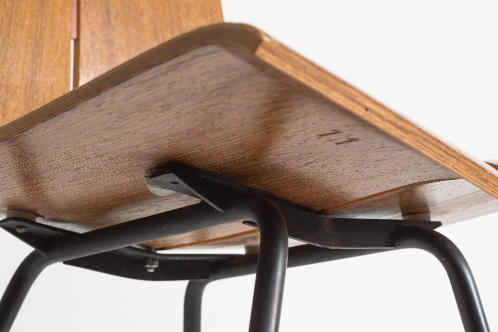 Zweischalen-Stuhl 1955 / Foto Michael Lio © Designunddesign, 2015