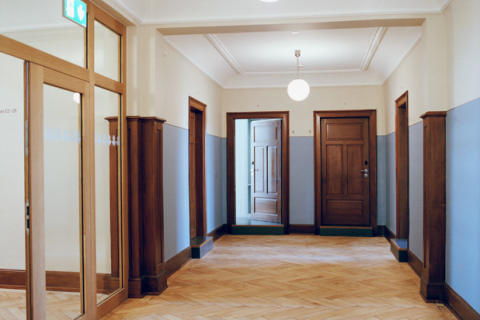 Hotel Militärkantine, St. Gallen, Foto: © Flury + Furrer