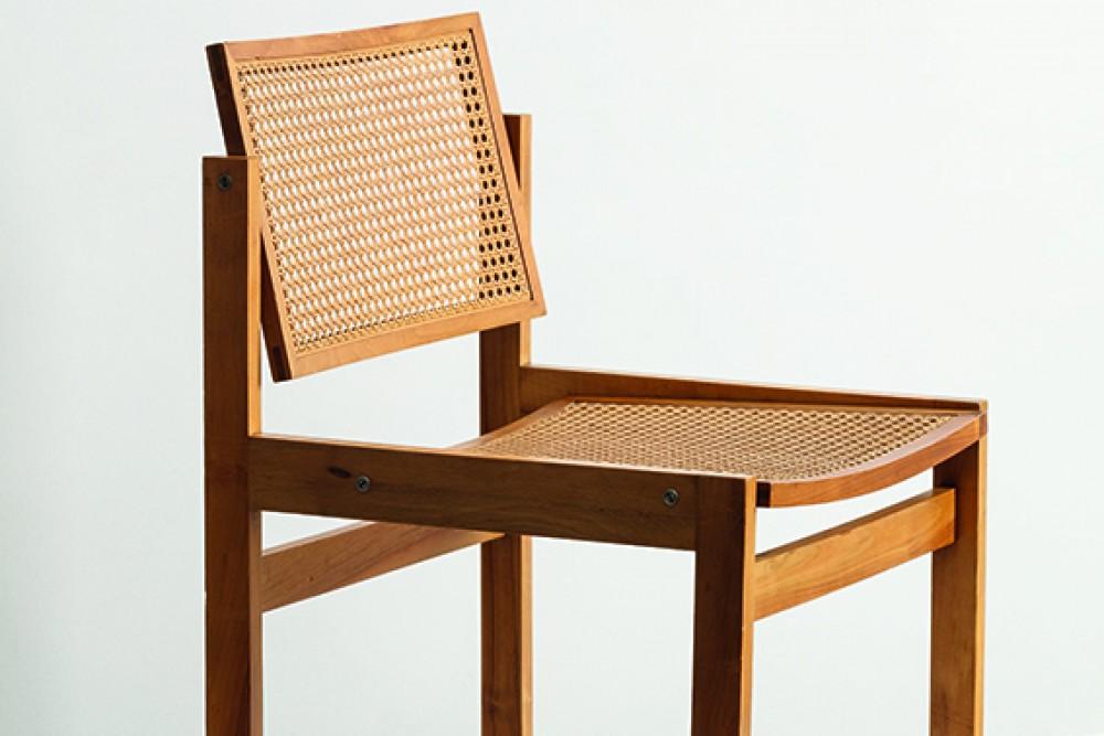 Stuhl von Kurt Thut / Bild: Michael Lio